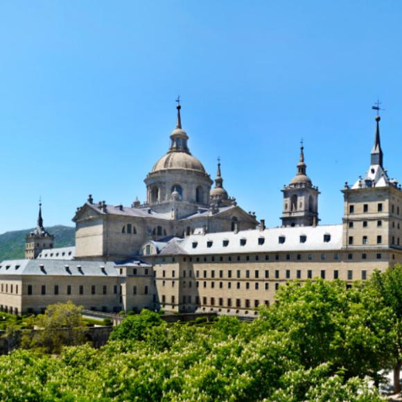 Clases de historia y arte en El Escorial