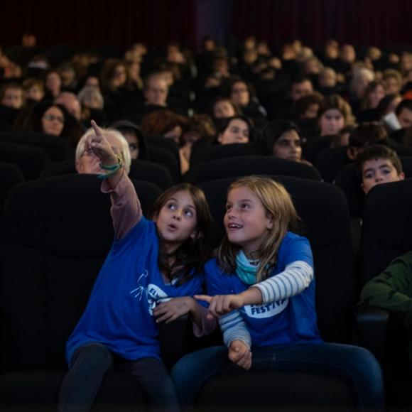 ¡Vamos al cine! Actividades para colegios
