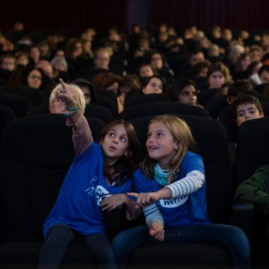 Actividades para colegios, cine