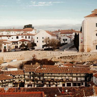 Excursiones culturales Comunidad de Madrid_Chinchón