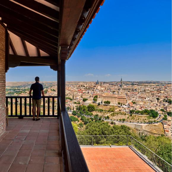 Toledo panorámica y subterránea