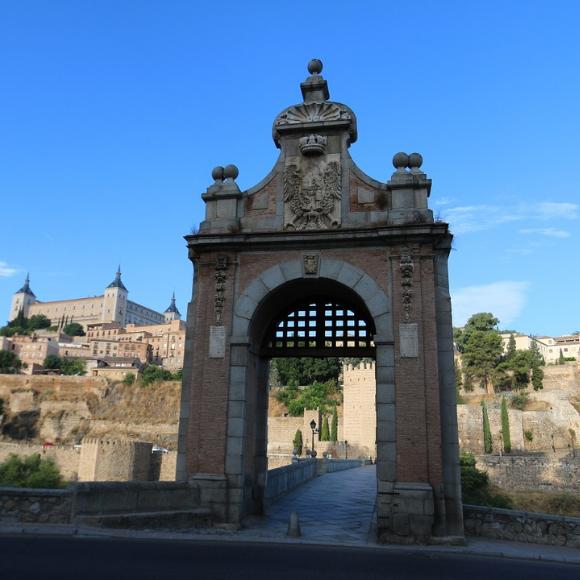 De puente en puente, naturaleza y arte en Toledo